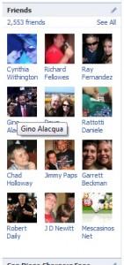 facebook freinds